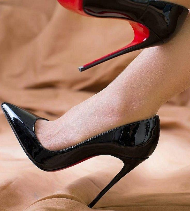 High Heels   Stilettos   Black