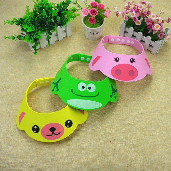 Padrão de Animais Bonitos Baby Kids Tampões de Banho Kawaii Crianças Tampão de Banho Ajustável
