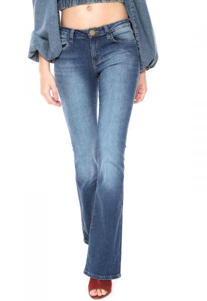 Calca Jeans Jeanseria Flare Bolsos Azul Jeanseria - Detalhes do produto  Calca Jeans Jeanseria Flare Bolsos Azul Tipo de Produto  Calca Mode…  2792374437fed
