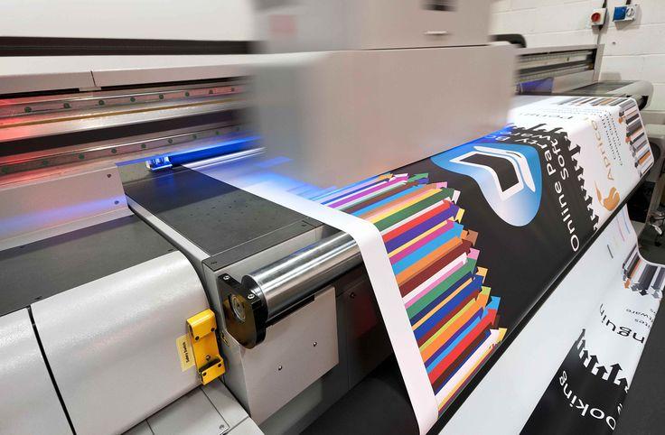 outdoor banner printers