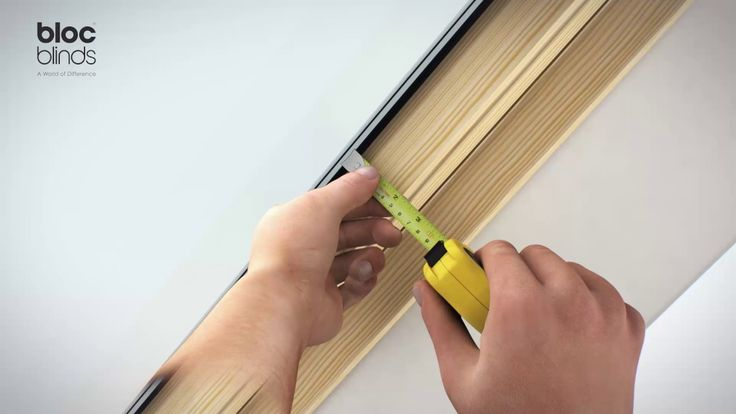 How to measure for a custom sized Skylight Blind