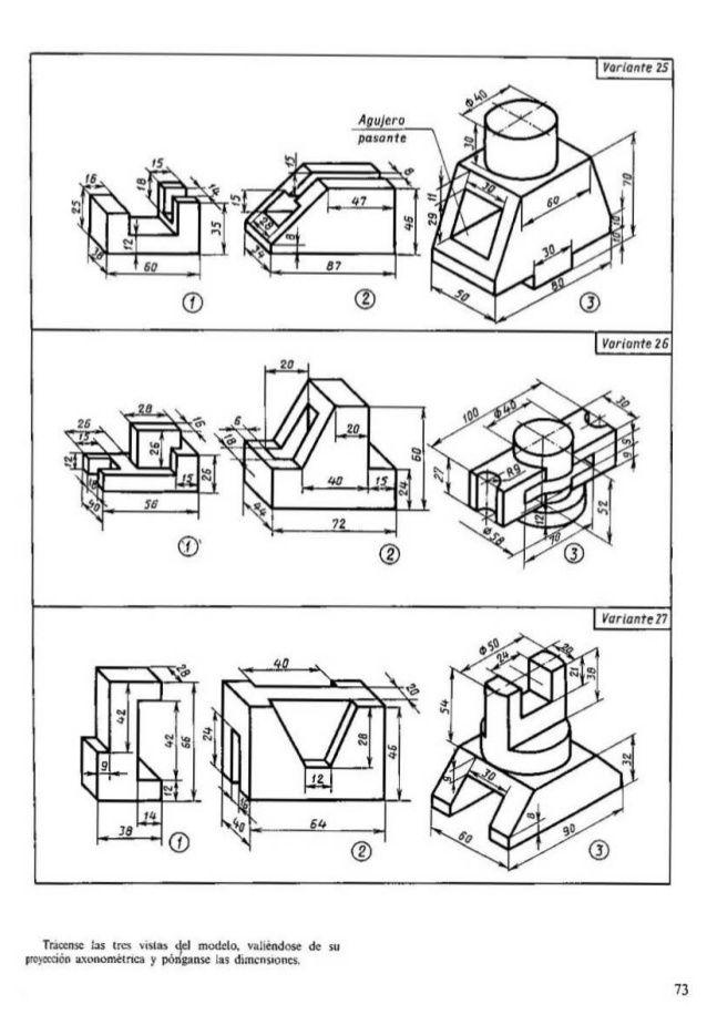 Dibujo Tecnico 2 La Union Dibujo Iguala