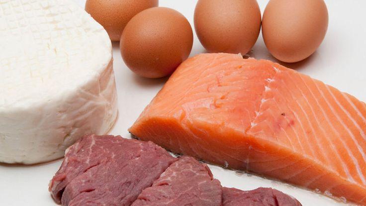 FETT OG PROTEIN: Proteinrik mat og sunt fett hjelper deg med å ha et stabilt og jevnt blodsukker.
