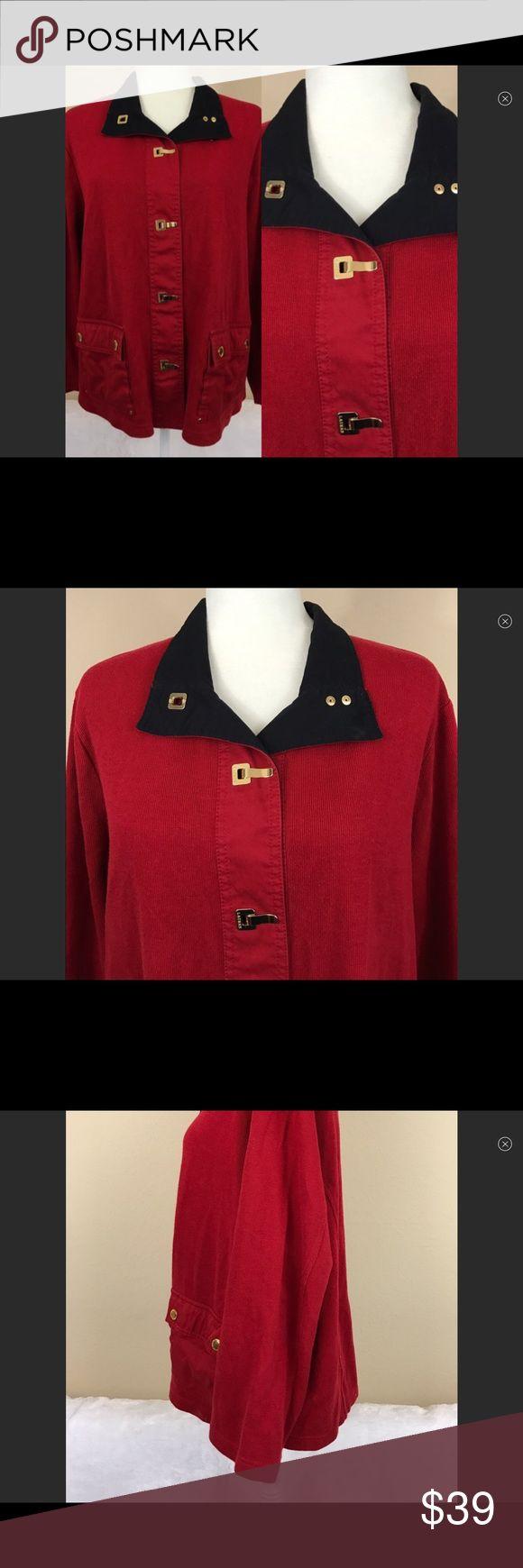 Rauph  Lauren. Jacket. Size 2x new Rauph Lauren. Red size 2x. New rauph  lauren Jackets & Coats Blazers
