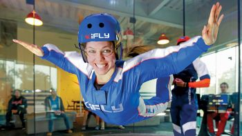 Indoor Skydiving Experience by iFLY