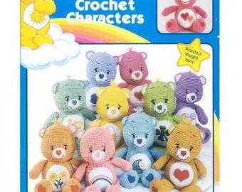Vintage Crochet PDF Pattern Winnie the Pooh by Cornernostalgia