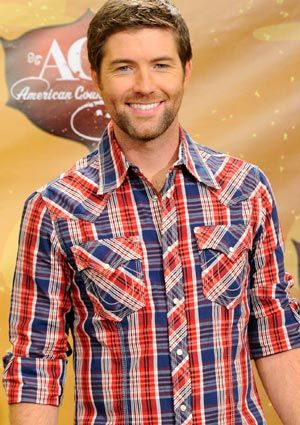 Josh Turner : Southern USAmerican : If I could love a man's singing voice, it'd be his; so deep.