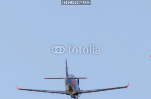 """""""seven aerobatic wings close formation"""" Stock photo and royalty-free images on Fotolia.com - Pic 91348028"""