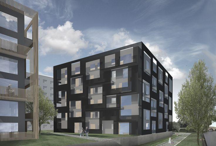Jönköping-Västra Kajen / Tham & Videgård Hansson Arkitekter
