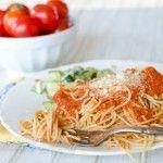 ~The PERFECT Garden Fresh Marinara Tomato Sauce~
