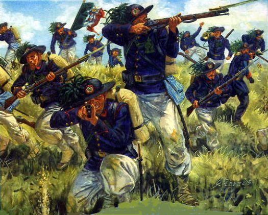 Regno di Sardegna - 3rd Bersaglieri Regiment