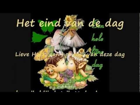 Liedje: Het eind van de dag