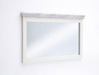 Zrcadlo v rustikálním rámu 124x75cm Epos
