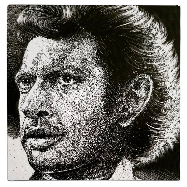@shelby.elizabeth.art has done an amazing ink drawing version of my Jeff Goldblum/Michael Jackson Thriller album mash up. Be sure to check out her account & see the other fantastic stuff she has done.🔥🔥🔥👌🏻