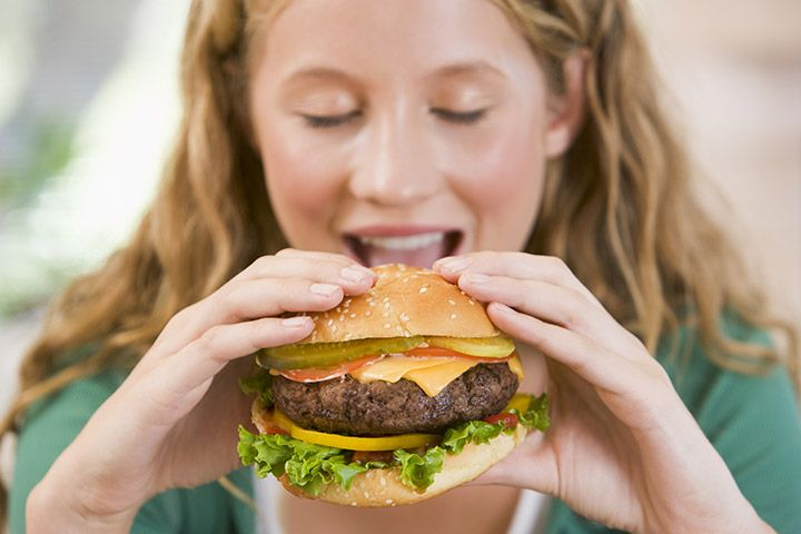 5 Side Effects Of Junk Food On Teenagers
