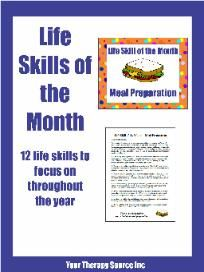 Start the New Year Off with Teaching a Life Skill Every Month