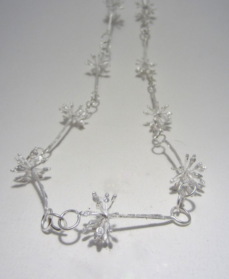 Anna Balasoglou - Puahou Necklace - bronze plated with sterling silver