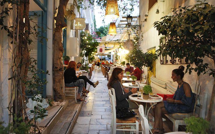 An Autumn Weekend Break in Syros