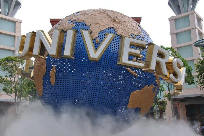 Universal Studios Singapore 1 Day Pass With Optional Transfer Universal Studios Singapore Universal Studios Singapore Travel