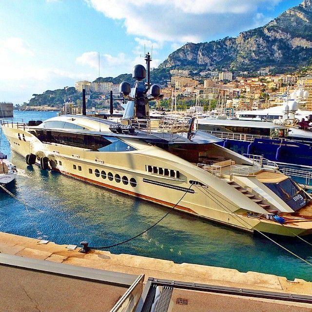 "Luxury Yacht ""DB9"" Location: Monaco"