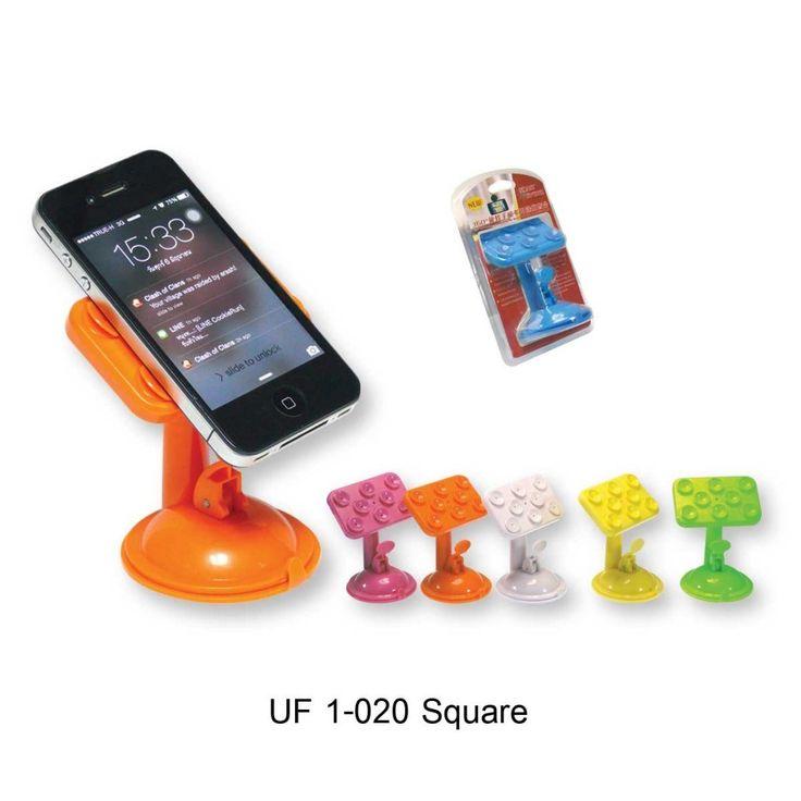 Soporte Universal Sujección de Teléfono Móvil Para Coche - http://complementoideal.com/producto/soporte-universal-sujecci%c3%b3n-de-tel%c3%a9fono-m%c3%b3vil-para-coche/  - Soporte UniversalMóvil  Uso del producto Si no te gusta que nada te quite visibilidad a la hora de conducir, este es el complemento idóneo. Soporte universal para móvil. Se adapta perfectamente a cualquier SmartPhones. Compatible con otros dispositivos: GPS, iPod, Reproductores MP4 y cua...