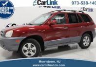 2005 Hyundai Santa Fe GLS Morristown NJ http://www.carlinkautos.com/