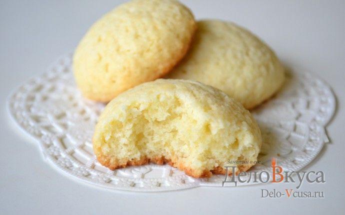 Рецепт приготовления домашнего, кокосового печенья с пошаговыми фотографиями