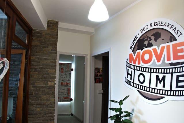 Movie Home - Roma