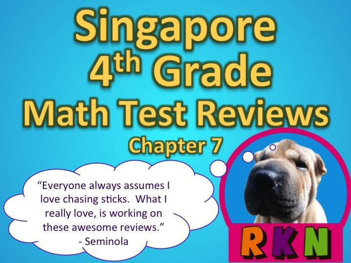 122 best Singapore Test Reviews for Math images on Pinterest | Math ...