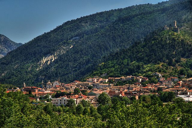 Popoli ed il suo castello... | Edoardo Biondi via Flickr