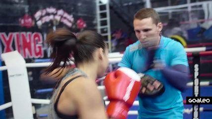 training_boxe - Le blog de Sarah Ourahmoune, Championne du monde de boxe