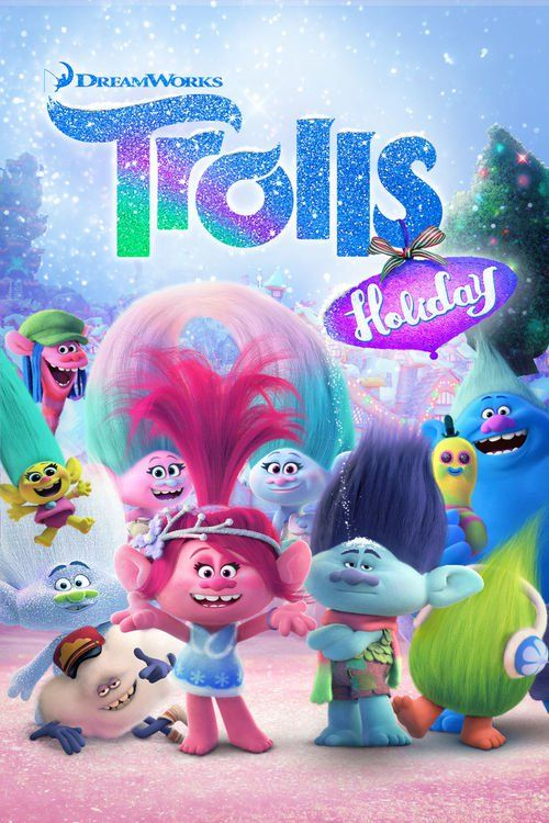 Trolls Holiday 2017 full Movie HD Free Download DVDrip