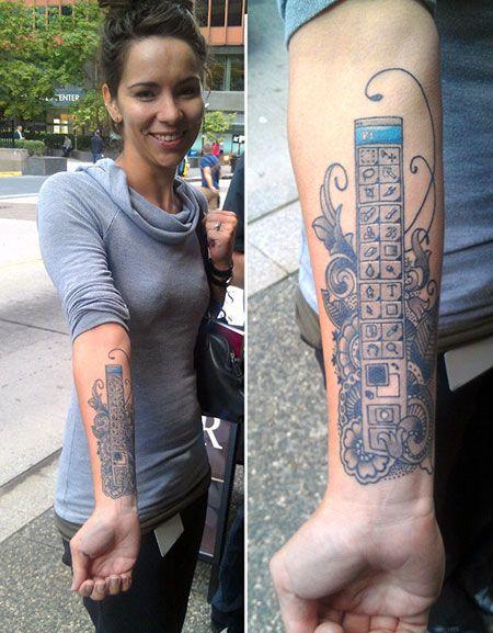 awesome photoshop arm sleeve tattoos