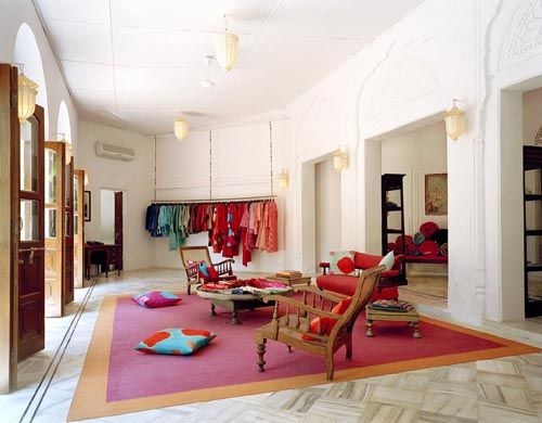 Hot pink concept store in jaipur find this pin and more on india decor