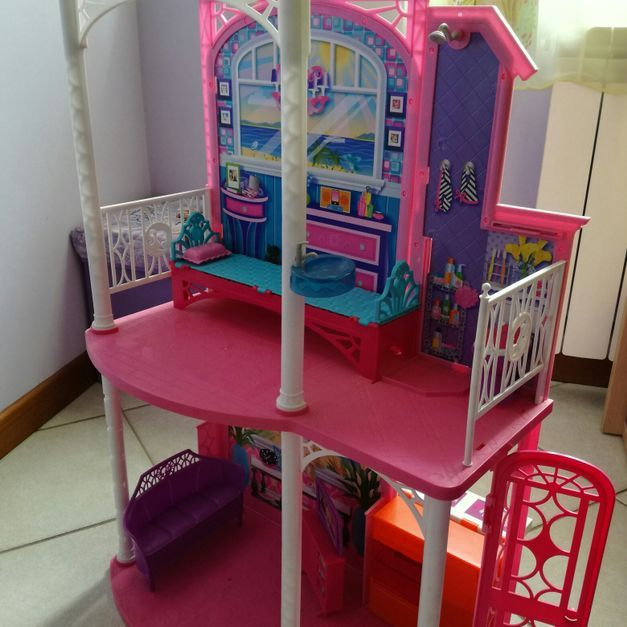 Usato Casa di campagna di Barbie