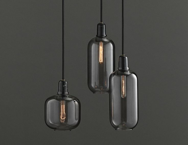 Amp Pendant Lamp by Simon Legald for Normann Copenhagen