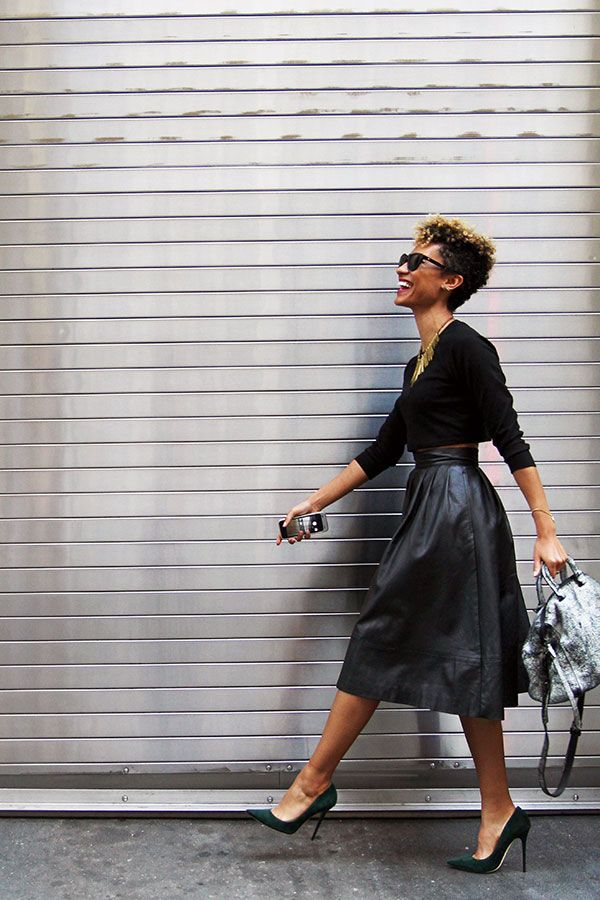 Elaine Welteroth Shares Beauty Advice From The Top | http://loudmouth.doobop.com/work-elaine-welteroth-shares-beauty-advice-top/