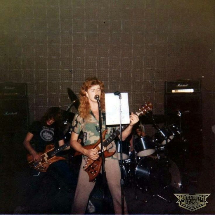 ~From Personal Shit ~ Rare Megadeth Rehearsalz~