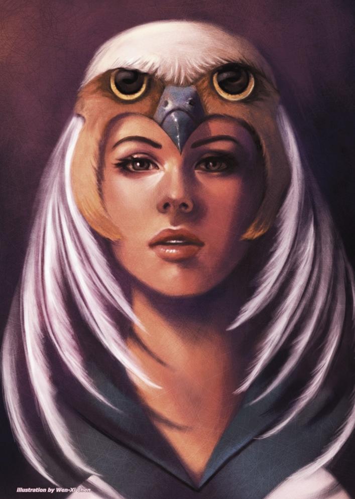 The Sorceress (http://www.cerealgeek.com/)