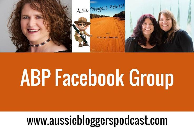 Aussie Bloggers Podcast Group Members. Share your blogs, podcasts and guest posts here. #bloggers https://www.facebook.com/groups/BloggingandSupport/