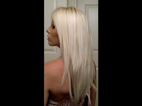 50 best hair extensions images on pinterest hair looks your how to glue in hair extentions pmusecretfo Image collections
