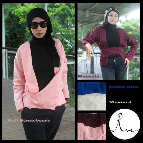 Dolman Kimono Jacket - for order Rue by F.A.K.S: LINE @dummy_andromeda | BBM 7F90B15D | Way to feed your EGO!