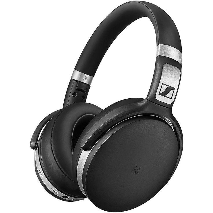 Sennheiser HD 4.50 BTNC Wireless Bluetooth Noise Cancelling Headphones Black