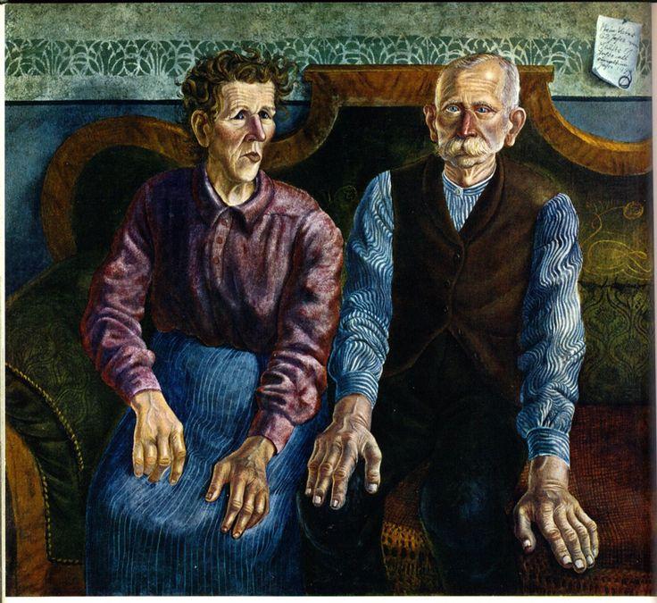 Otto Dix, Deutscher Maler