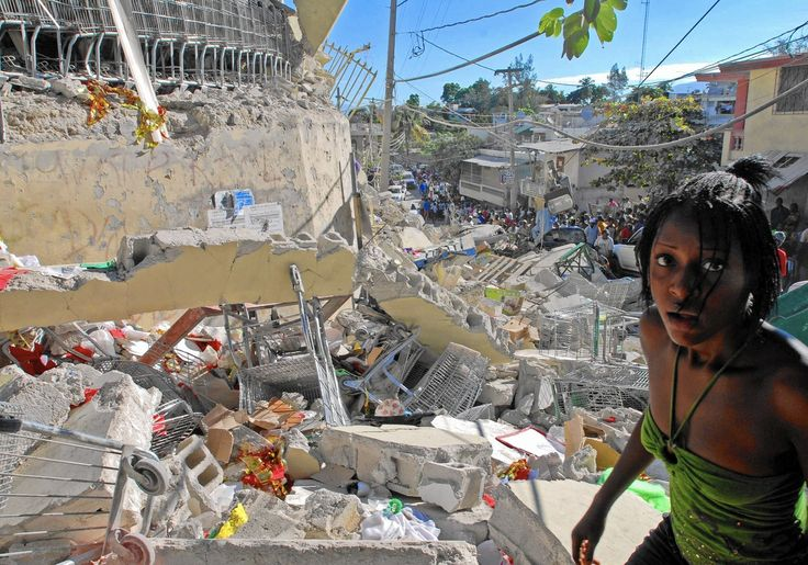 RED CROSS, WHERE DID THE MONEY FOR HAITI GO? The world reached out in grand fashion when a massive earthquake struck Haiti five years ago. Former President Bill Clinton raised millions of dollars. Celebrities organized high-profile benefits.