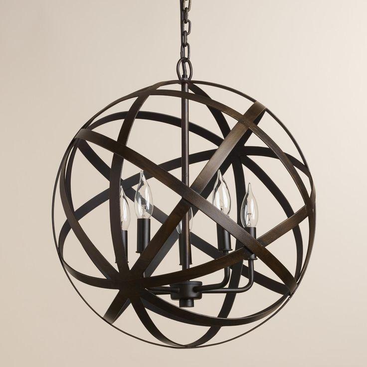25 best ideas about orb chandelier on pinterest modern