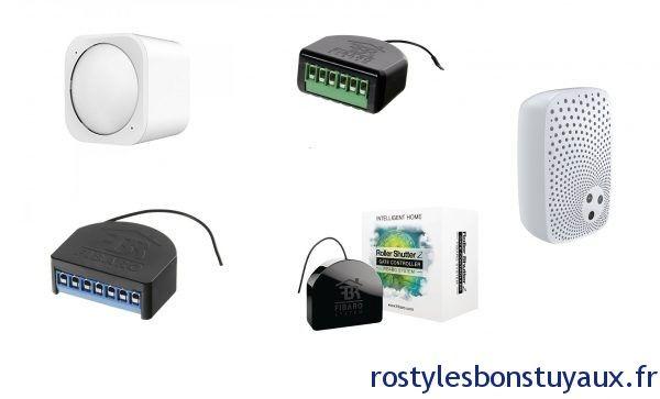 Bon Plan Domotique sur les Modules FIBARO (FGR FGS FGD) et Aeon Labs   Bonjour  Bon plan domotique sur les modules FIBARO et AEON Labs.  On commence avec le FGS-222 (double charge) 2 x 15 KWqui est proposé sur Amazon pour 50.63  Fibaro FGS-222 à 50.63  Il y a le FGS-212 (une charge de 2500W max) sur Amazon également à 51.46.  Fibaro FGS-212 à 51.46  On continue sur Cdiscount qui propose jusquà ce soir le module pour volet roulant FGRM-222 à 47.59.  Fibaro FGR-222 à 47.59  Cliquez sur…