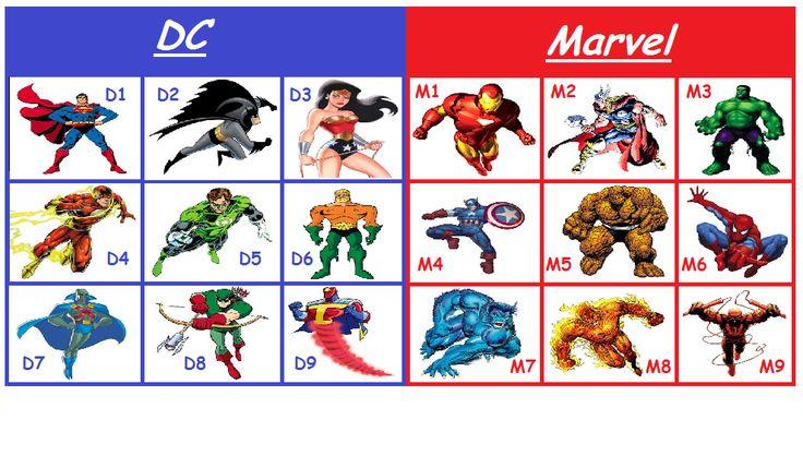 superhero name tags - Google Search