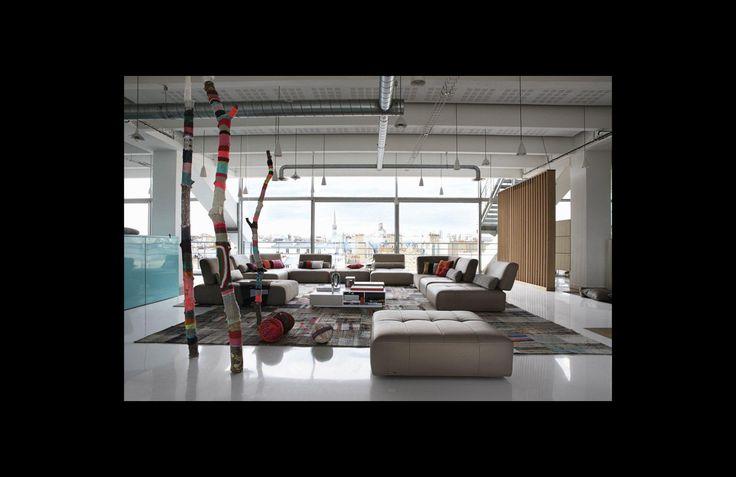 מערכות ישיבה, ספות וכורסאות מעוצבות