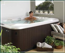 Prodigy Hot Spring Spa   A Spacious Five Person Spa, The Prodigy Features A
